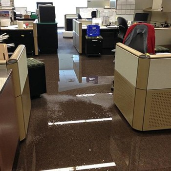 Commercial Water Damage