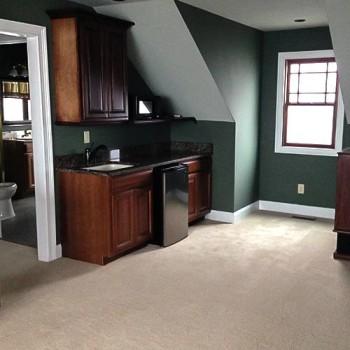 Bonus Room Remodel