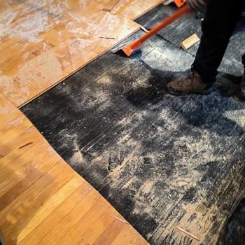 Wet Floor Removal